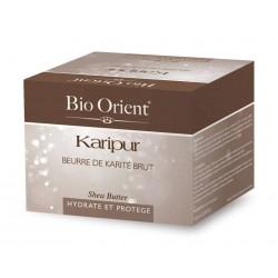 KARIPUR, Beurre de Karité Brut, 100ml - Bio Orient