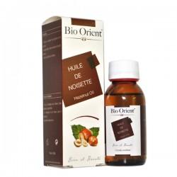 Huile Végétale de Noisette 90ml - Bio Orient