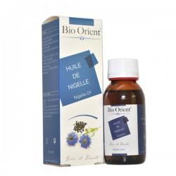 Huile Végétale de Nigelle, 90ml- Bio Orient