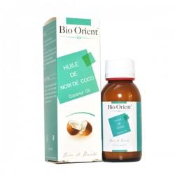 Huile Végétale de Noix de Coco, 90ml - Bio Orient