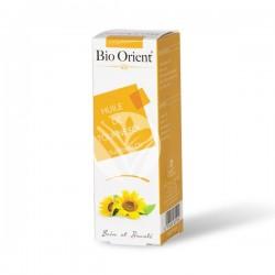 Huile vegetale de tournesol, 90ml - Bio Orient