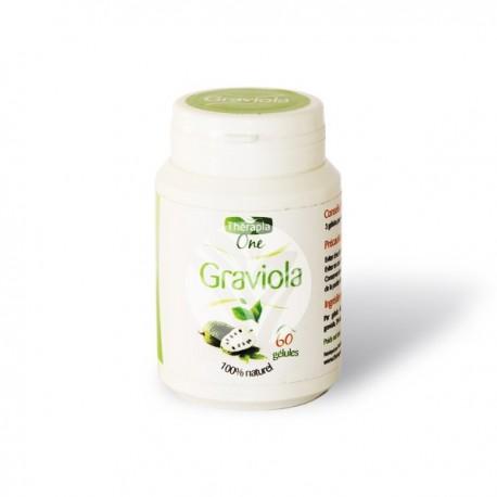 Graviola, Boite de 60 gélules - Thérapia