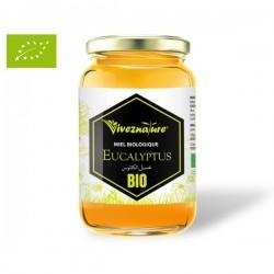 Miel d'Eucalyptus BIO, 500g - VivezNature