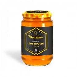 Miel Pur d'Eucalyptus, 500g - VivezNature