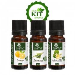 Kit Aroma, Soin Cutané - Aroma Végétal