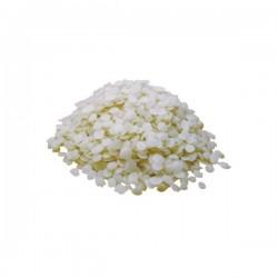 Cire d'Abeille Blanche en Pastilles, 150g - Aroma Végétal