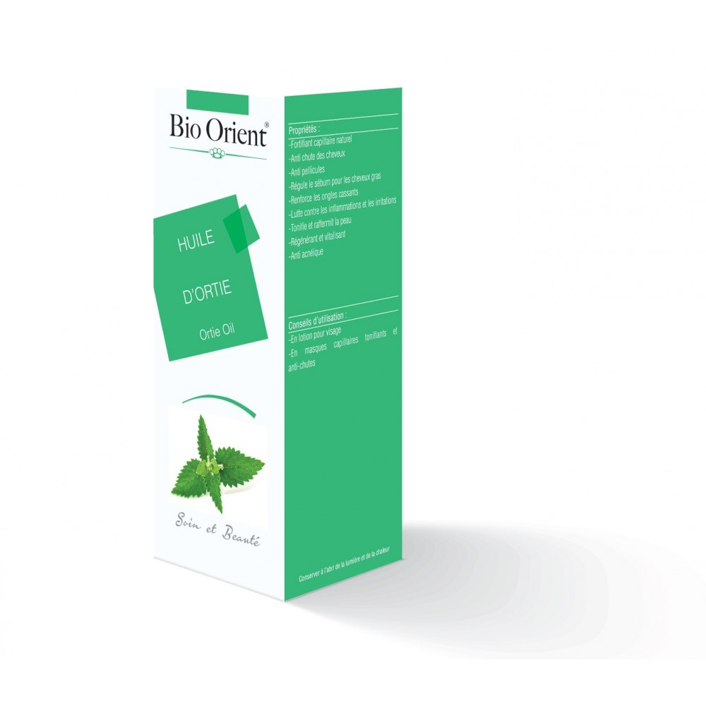 huile vegetale ortie