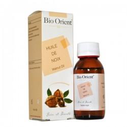Huile Végétale de Noix, 90ml - Bio Orient