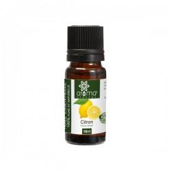 Huile Essentielle de Citron (Zeste), 10ml - Aroma Végétal