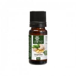Huile Essentielle de Gingembre, 10ml - Aroma Végétal