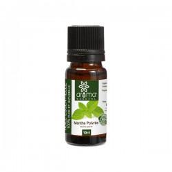 Huile Essentielle de Menthe Poivrée, 10ml - Aroma Végétal