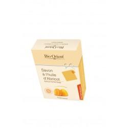 Savon éclaircissant, enrichi à l'huile d'abricot - Bio Orient