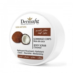 Gaummage Corps à la Noix de Coco - Dermafig