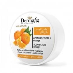 Gommage Corps à l'Orange - Dermafig