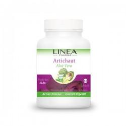 Aloe Vera & Artichaut, 60 gélules - Linea