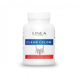 Clean Colon, 60 gélules - Linea
