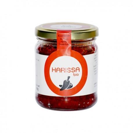 Harissa Traditionnelle Bio, 180g - A'Terra