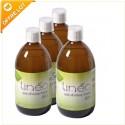 Pack CURE ECO Pur Gel d'Aloe Vera Certifié BIO (4 bouteilles 1L) - Linéa