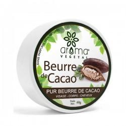 Beurre de Cacao, 60g - Aroma Végétal