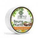 Beurre de Karité Senteur Monoï, 60g - Aroma Végétal