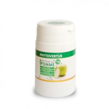 Pectine de pomme Phytovertus, boite de 60 gélules