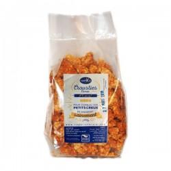 Crousties Caramel aux céréales, 200g - Napolis