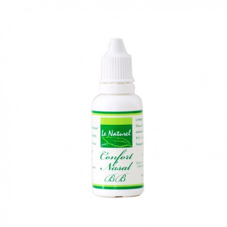Confort nasal Bébé, 30ml - Le Naturel
