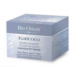 Beurre de Karité & Noix de Coco, 90ml - Bio Orient