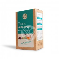 Tisane Anti-Stress et calmante, 70g - PhytoRemed