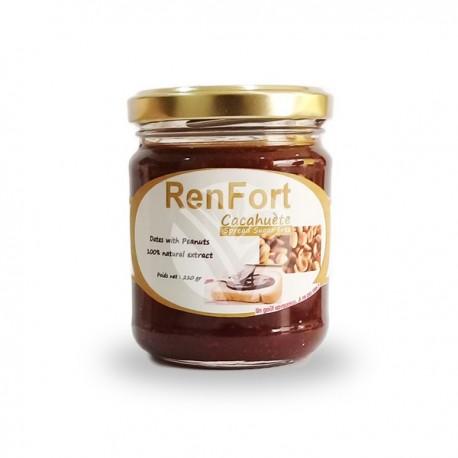 Pâte à Tartiner Mix Dattes & Cacahuète, 210g - RentFort