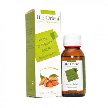 Huile végétale d'amande amère 90ml - Bio Orient