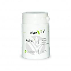 Relax+, Complément Alimentaire, Boite 60 gélules - AlgoVita