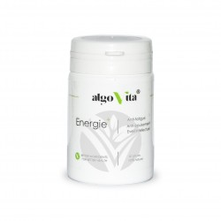 Energie+ Antifatigue, 60 gélules - AlgoVita