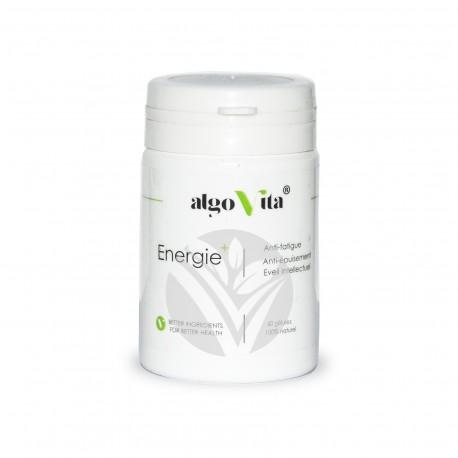Energie+ Antifatigue, 60 gélules - AlgoVita