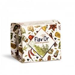Sel de Mer Aromatisé Herbes de Provence, 90g - Flav'Or