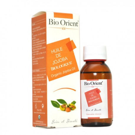 Huile végétale de jojoba BIO 90ml- Bio Orient