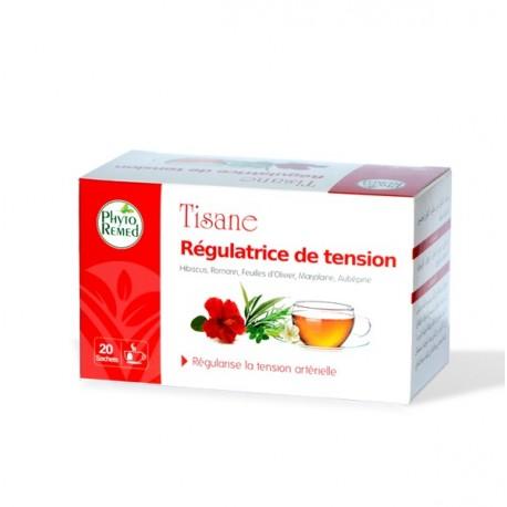 Infusion Régulation de Tension, 20 sachets - PytoRemed