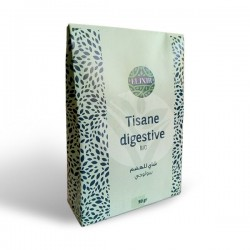 Tisane Digestive BIO, 50g - Elixir BIO
