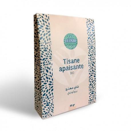 Tisane Apaisante BIO, 50g - Elixir BIO