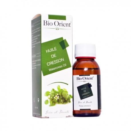 Huile végétale de cresson 90ml - Bio Orient