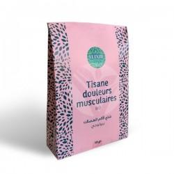 Tisane Anti-douleurs Musculaires, 50g - Elixir BIO