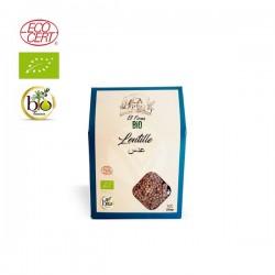 Lentilles Vertes Biologiques, 250g - El Firma Bio