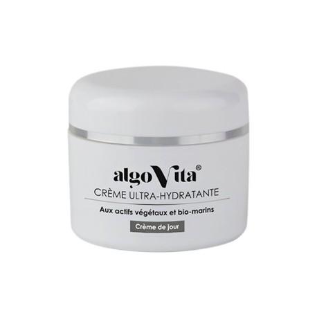 Crème de Jour Ultra-hydratante, 50ml - AlgoVita