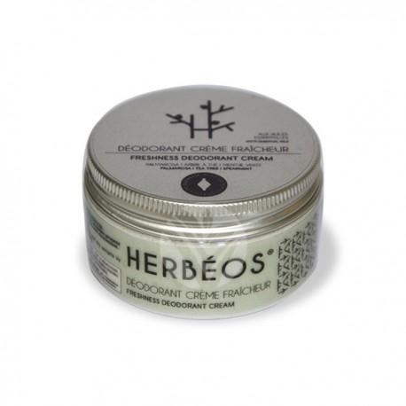 Crème Déodorante, 100ml - Herbéos