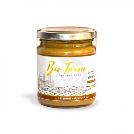 Beurre de Cacahuète Au Chocolat, 200g - Bio Terroir