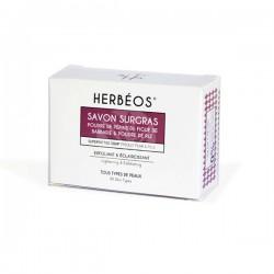 Savon Exfoliant Éclaircissant, 100g - Herbéos