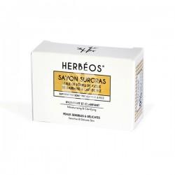 Savon Surgras Nettoyant & Clarifiant, 100g - Herbéos