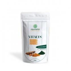 VITALYS Spiruline & Curcuma, Paquet de 100g - AquaSpir