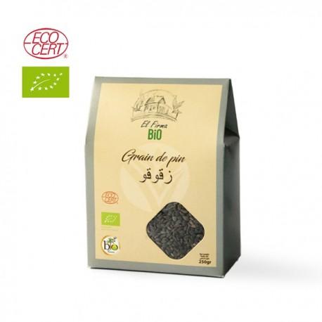 Graines de Pin d'Alep BIO, 250g - El Firma Bio