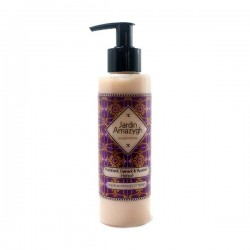 Shampoing au Henné et Huile Essentielle Ylang Ylang, 200ml - Jardin Amazigh